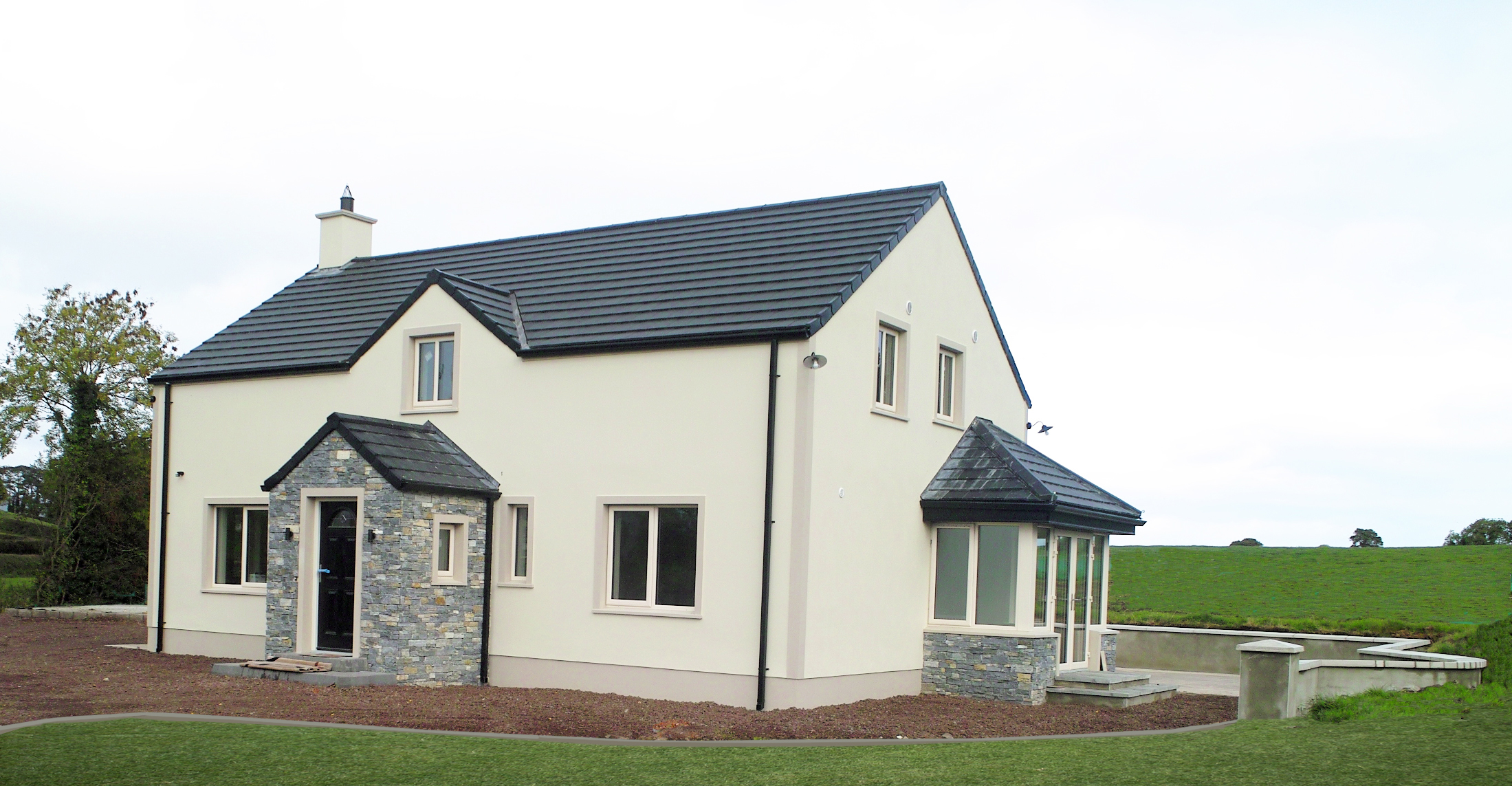 Eco Homes In Northern Ireland - Low Energy Low Cost ecohouses