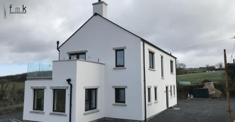 ECOhome in Castlereagh, Northern Ireland