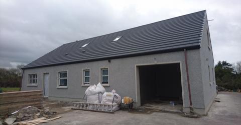 Low Energy Home Antrim, Northern Ireland