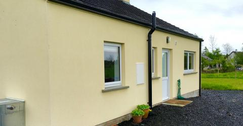 ECOhome in Antrim, Northern Ireland